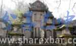 平昌县镇龙国家森林公园内的古墓