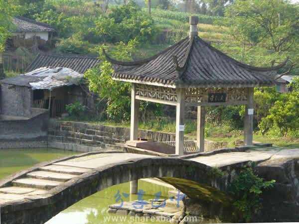 文治寨云龙桥