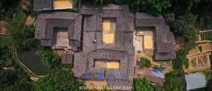 黄桷村的老房子