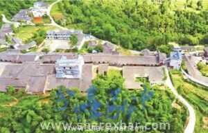 黄桷(树)村全景