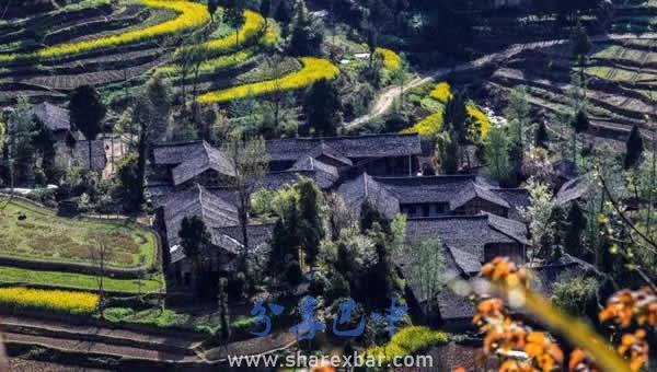通江县唱歌乡石板溪村