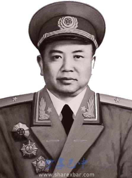 开国将军姜钟