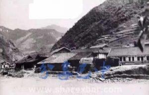 红军入川第一镇:两河口