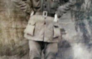 李新耀,1913年出身在四川省通江县新场乡