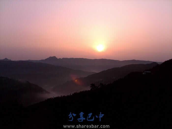平昌县大寨山