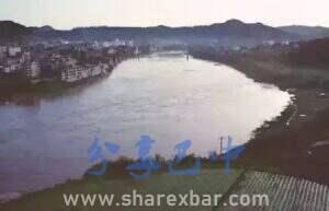 1980年的巴中江北