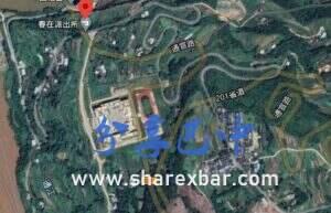 通江县春在镇地图