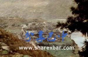上个世纪中期的涪阳镇