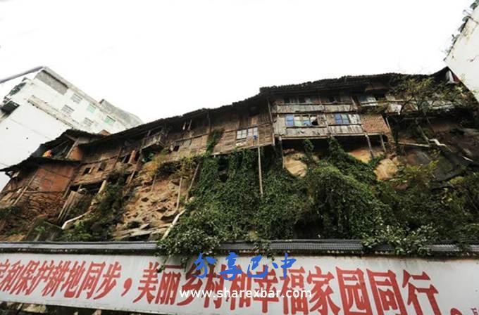 通江县瓦室镇老街